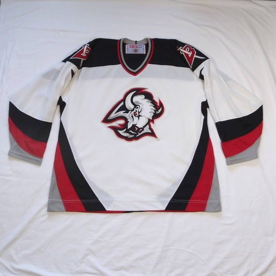 Vintage 90's Buffalo Sabres CCM Jersey