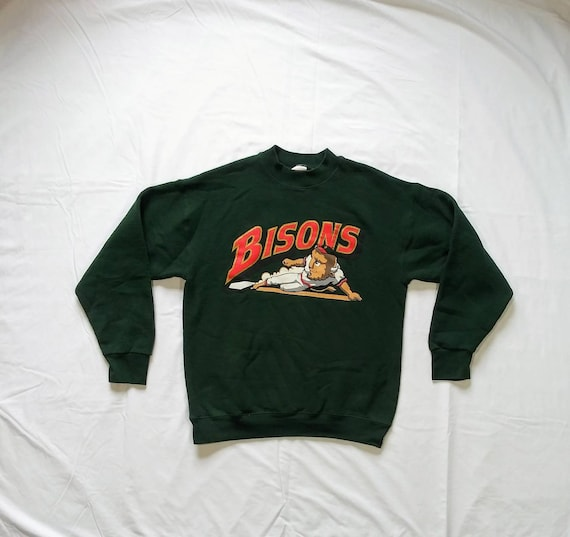 Vintage 90's Buffalo Bisons Sweatshirt