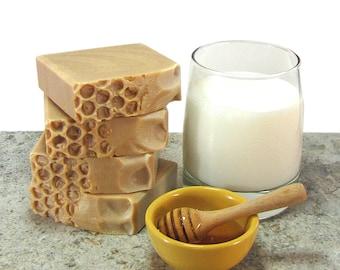Goat Milk and Honey