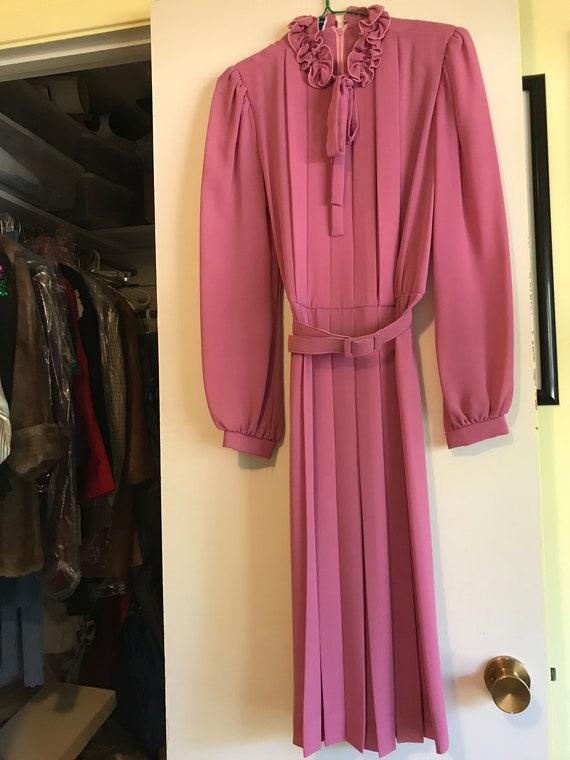 Vintage 1970's Dina Bennett Dress
