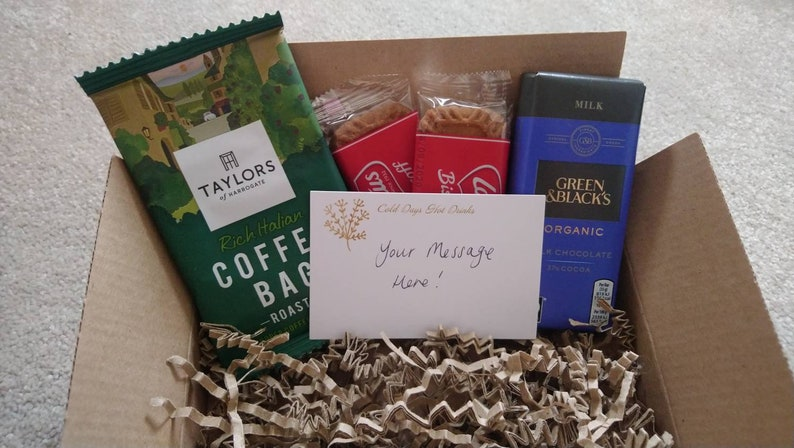 Letterbox Coffee Gift Box image 3