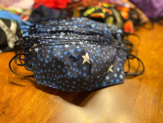Starry Night Face Mask - Washable