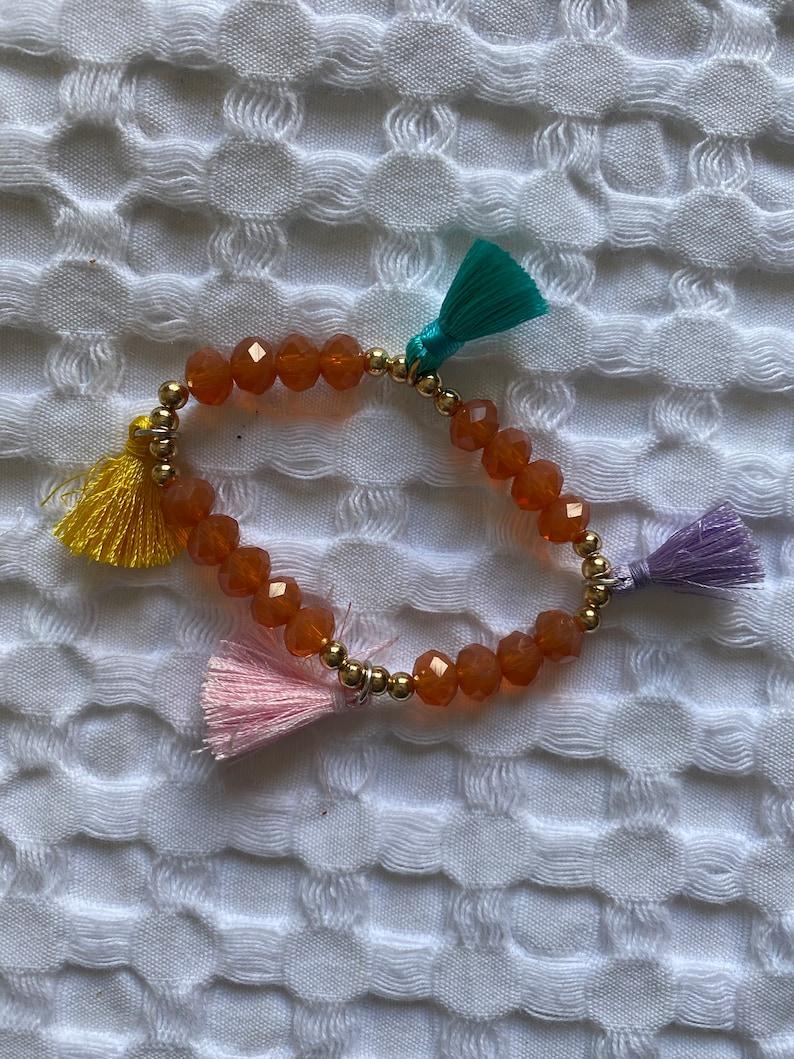 Tassel Bracelet set