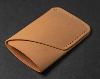 Mens Wallet, Leather Wallet, Minimalist Personalized Wallet, Travel Wallet, Stylish Wallet, Handmade Leather Wallet, Christmas Gifts for Men