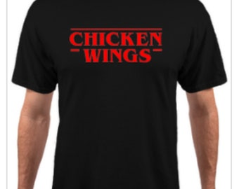 Chicken Wings (Stranger Things) t-shirt