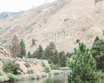 Mountain West Photography - Through Idaho - Nature, Fine Art Photograph, Urban Home Decor, Large Wall Art, Countryside, Mountains