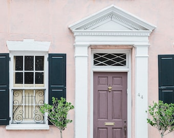 Charleston, South Carolina Photography - Welcome Home - Architecture Fine Art Photograph, Historic, Home Decor, Large Wall Art, Architecture