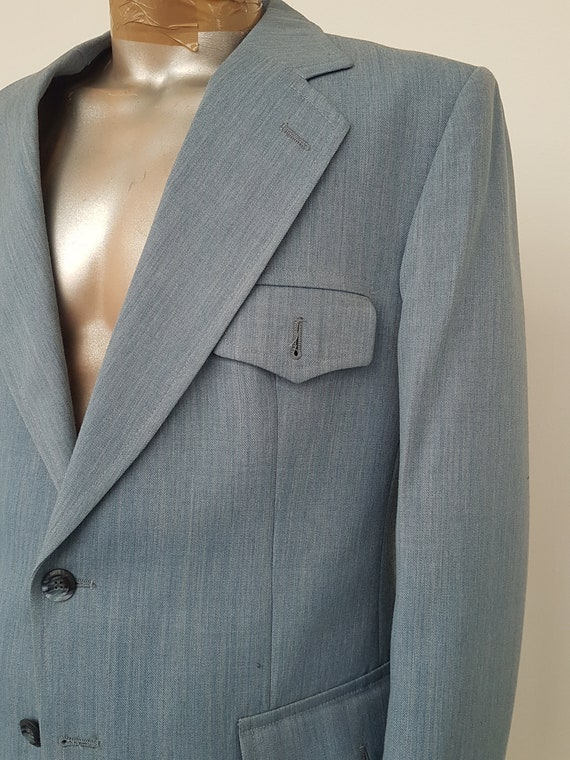 Vintage Western Suit