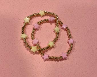 Spaced Happy Bracelet