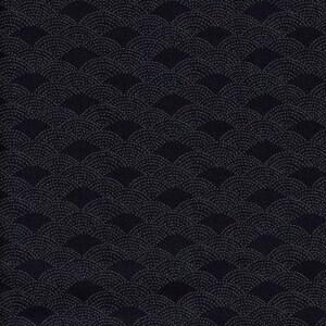 28.00 Eurmeter Laminated Japanese cotton fabric oilcloth 50 cm x 110 cm Sakura Okinawa Yellow UB176c