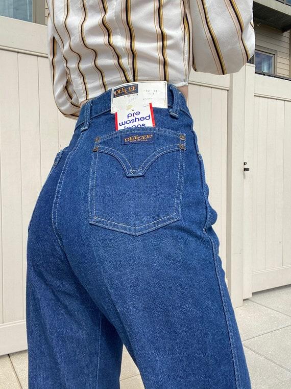 Nwt dead stock 70s / 80s deecee jeans!