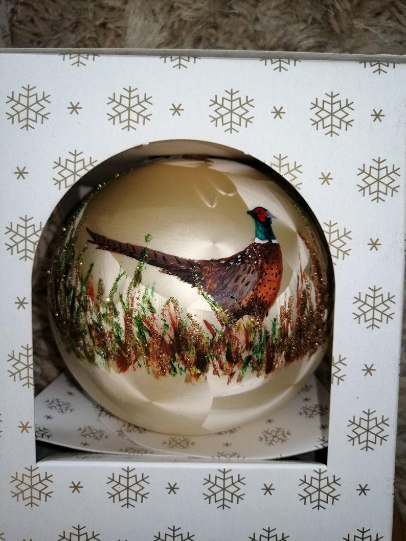 xxl weihnachtskugel 12 cm weihnachten weihnachtsdeko  etsy