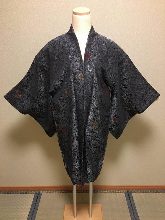 Japanese Haori Jacket - Antique Japanese Haori, Vi