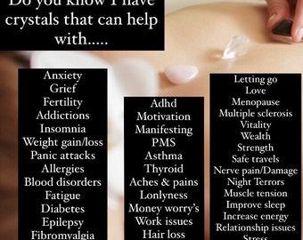 Crystal prescription