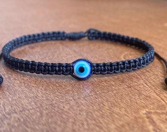 Evil Eye Bracelet,Evil Eye Necklace,Evil Eye Choker,Evil Eye Anklet,Under 5 Dollars,Gifts Under 10 Dollars,Protection Bracelet,Good Karma
