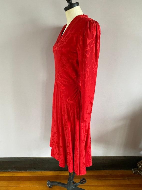 Vintage Pauline Trigere dress - image 5