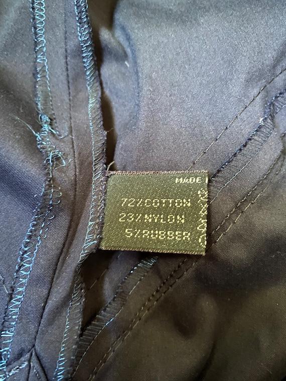 Vintage Prada Mermaid maxi skirt. Gorgeous pleats… - image 6