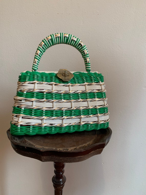Gorgeous 1950s Glam bag