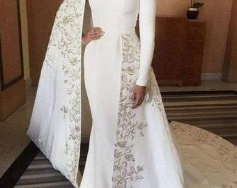Nigerian Wedding Dress Etsy