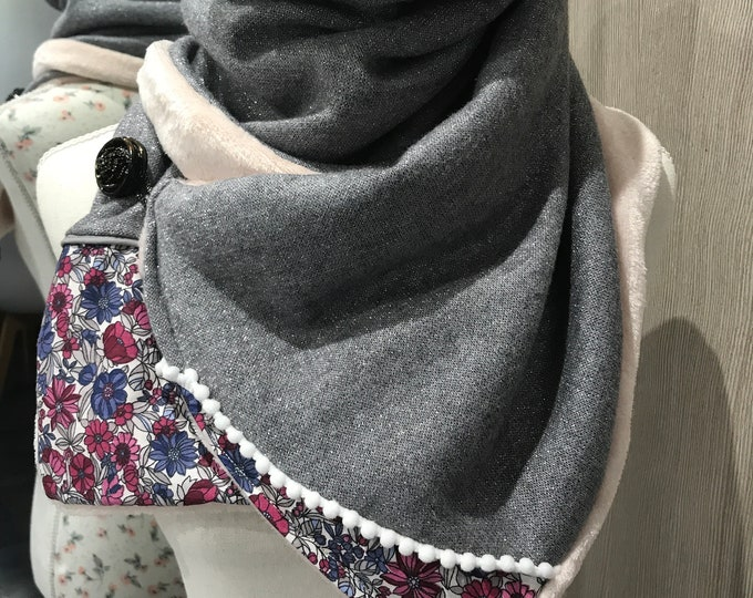 Featured listing image: SNOODS / hooded scarves / adults - children
