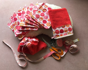 LAVABLES LINGETTES / Birth Box / Baby Gift