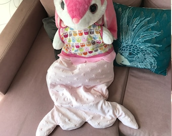 THE GIGOTEUSES / 0-8months / Mermaid tail or dinosaur / Birth gift