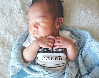 Personalized Onesies® | Baby Bodysuit | Baby Shower Gift | Baby Onesie | Unisex Baby Clothing