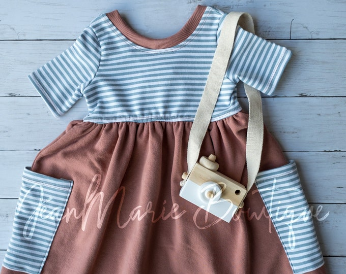 Featured listing image: Fall - Ellie Dress