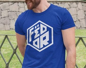 Fedor The Last Emperor Emelianenko Graphic UnisexT-Shirt