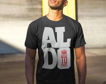Jose Aldo Graphic MMA Fighter Wear Unisex T-Shirt