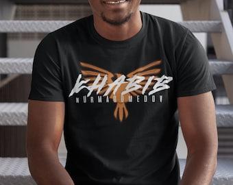 Khabib The Eagle Fighter Wear Graphic Unisex T-Shirt