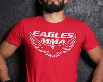 Eagles MMA Club Graphic Unisex T-Shirt
