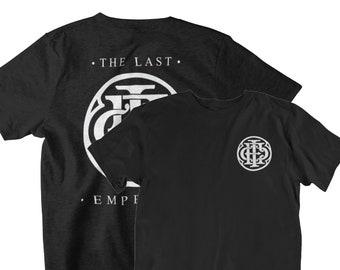 The Last Emperor Graphic Fedor Emelianenko MMA Front & Back Unisex T-Shirt