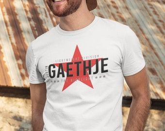 Justin Gaethje The Highlight Graphic Fighter Wear Unisex T-Shirt