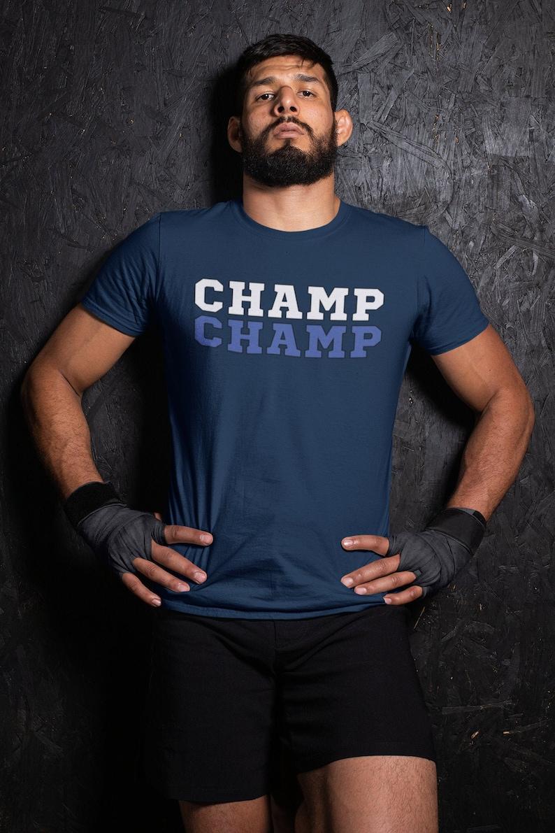Champ Champ Fighter Wear Unisex T-Shirt image 0