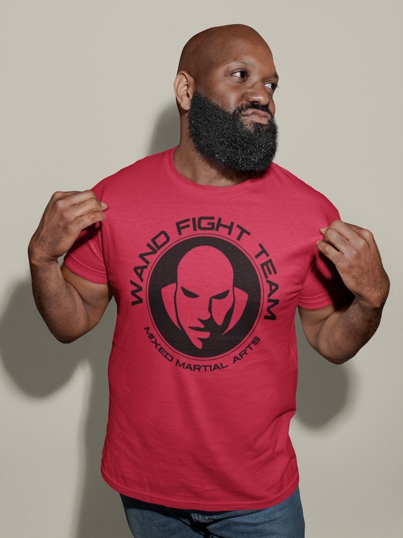 Wand Fight Team MMA Graphic Warderlei Silva Fighter Wear image 0