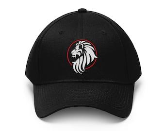 Lions Head Boxing MMA Unisex Twill Hat