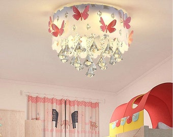 Vintage Ceiling Lighting Etsy