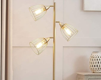 Tall Modern Lamps Etsy