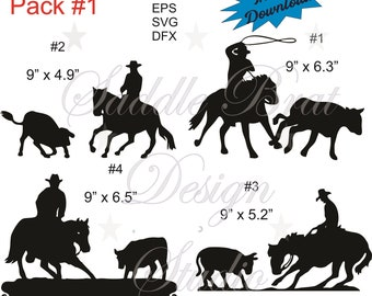 Team Penning Horse License Plate New
