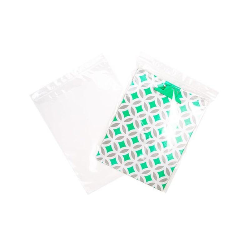 10 x 13 Zip Lock Bag 100 Pack