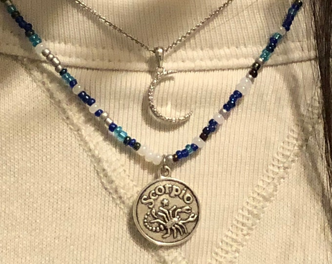 Zodiac Water Signs Necklaces