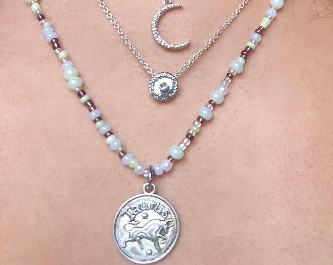 Customizable Zodiac Sign Necklaces (100+ Ways!)