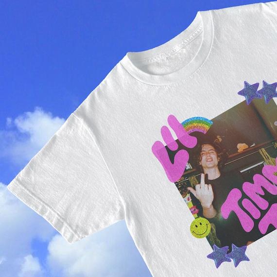 Unisex Timothee Chalamet Shirt White T-Shirt Lil Timmy Tim Merch