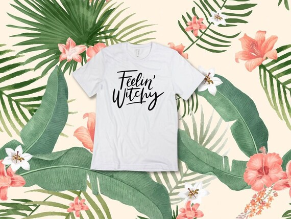 Feelin' Witchy  | Casual T-Shirt