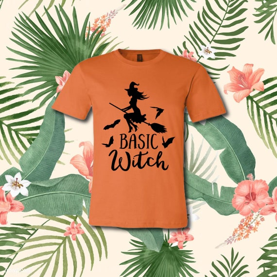 Basic Witch | Casual T-Shirt