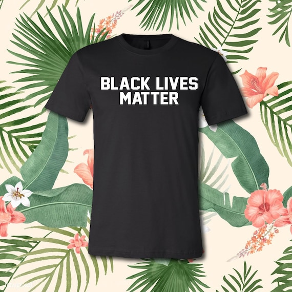 Black Lives Matter | Casual T-Shirt