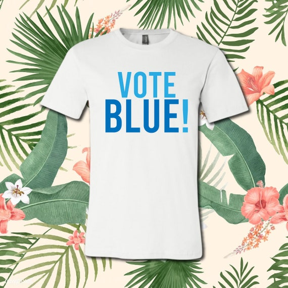 Vote Blue! | Casual T-Shirt