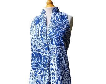 Sleeveless Shirt Dress from Hawaii
