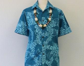 Custom Order Short Sleeve Hawaiian Shirt